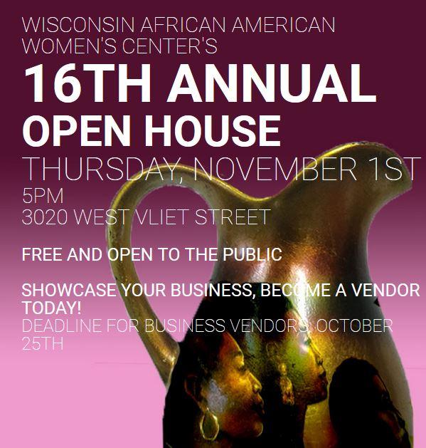 16th Annual Open House | Nov 1st